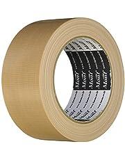 古藤工業 Monf No.8015 布粘着テープ 黄土 厚0.2mm×幅50mm×長さ25m