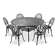 Garfield Aluminium Seater Garden Furniture