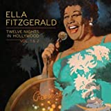 "album cover: Ella Fitzgerlad ""Twelve Nights in Hollywood: Volumes 1 & 2"