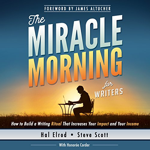 The Miracle Morning for Writers audiobook cover art