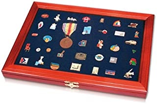 Pin Collector's Display Case for Disney, Hard Rock, Olympic Pins and others