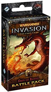 Warhammer Invasion LCG: Days of Blood Battle Pack