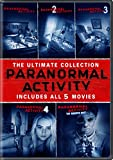 Paranormal Activity - The Ultimate Collection (Movies 1-5)