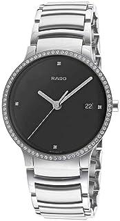رادو سينتريكس دايموندز ساعة انالوج بعقارب للرجال R30630713