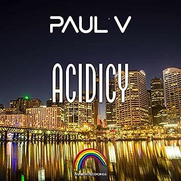 Acidicy