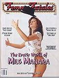 Femme Fatales Magazine MILO MANARA Famke Janssen LORA-LYN PETERSON Sexy Pin-Up Photos TOPLESS MOLLY RINGWALD March 1998 C (Femme Fatales Magazine)