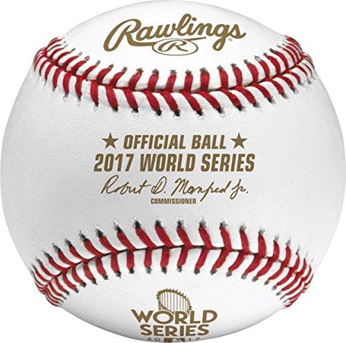 Rawlings Official 2017 World Series Leather MLB Baseball - WSBB17 - New in Rawlings Box