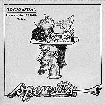 Presentación ARTAUD, Vol. 2 (En Vivo en Teatro Astral, 1973)