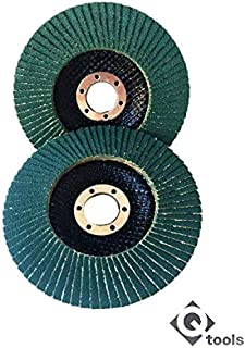 XY-YZGF 5Pcs Durable Poly Strip Disc Roue 100x16Mm Bois M/étal Peinture antirouille suppression Nettoyer Outils abrasifs for Grinder Angle