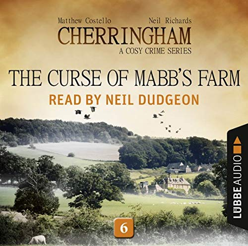 The Curse of Mabb's Farm cover art