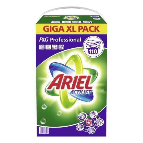 Ariel Professional Regulair, 110 wasbeurten