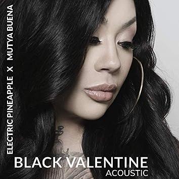 Black Valentine (Acoustic)