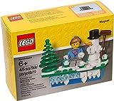 LEGO Winter Snowman Building Set