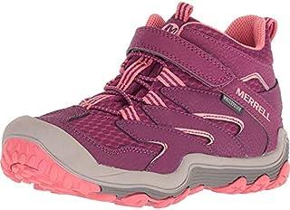 Chameleon Kids Merrell 7 دسترسی به کفش پیاده روی میانی / C WTRPF میانه