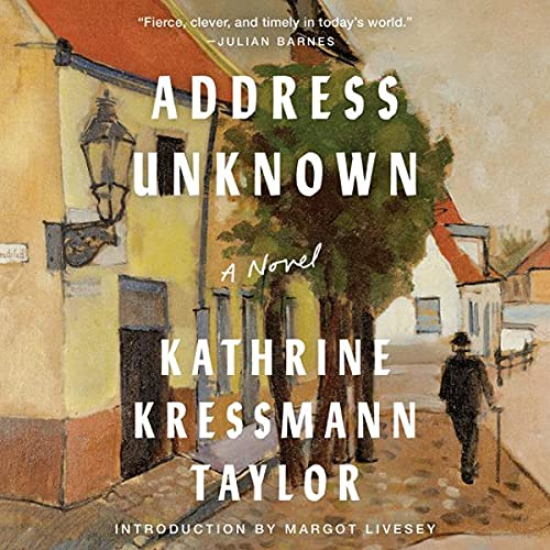 Couverture de Address Unknown