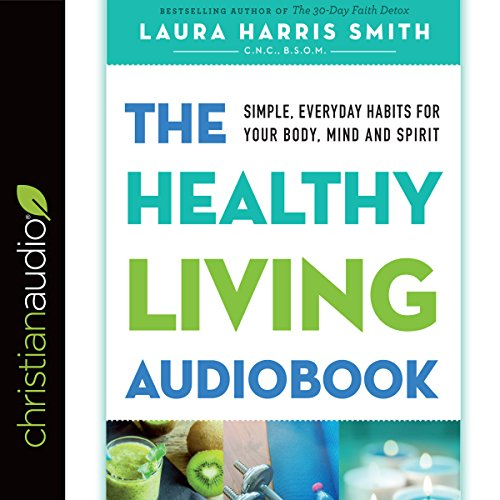 The Healthy Living Audiobook  By  cover art