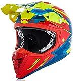Acerbis casco profile 3.0 s giallo/rosso s