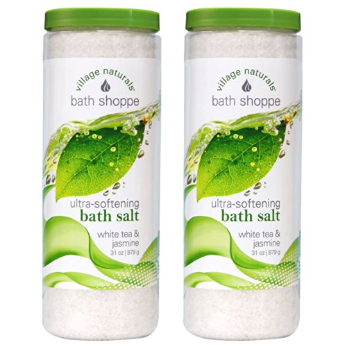 Village Naturals Bain Shoppe Thé Blanc Body Soak 915 ml (2)