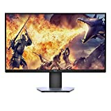 Dell S2719DGF 27' LED QHD 2K Quad HD 2560 x 1440 FreeSync Monitor, 155 Hz Refresh Rate, 2 HDMI, USB 3.0, 8,000,000:1 Dynamic Contrast Ratio, 155 Hz Refresh Rate, 350 cd/m² Brightness, Tiltable, Black