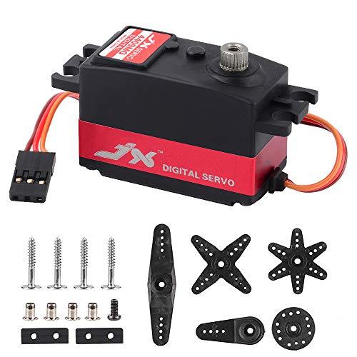 JX Servo PDI-4409MG 9kg Coreless Metal Gear Standard Digital Servo Motor for RC Car Robot Arm Helicopter Airplane Parts