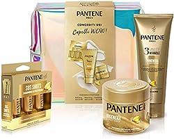 Pantene Pro-V Rigenera&Protegge Set Regalo per Capelli: 1 x Balsamo 3 Minute Miracle (150 ml), 1 x Maschera Protezione...