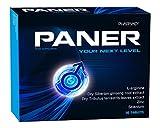Pharmacy Laboratories Paner Pottenzmittel   30 Tabletten   Enthält L-Arginin, Zink, trockener sibirischer Ginsengwurzelextrakt, Selen   Pflanzliche Kapseln zur Steigerung der Lust für Männer -