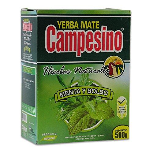 Hierbas Aroma mesa Menta & Boldo Paraguay Vigorizante.