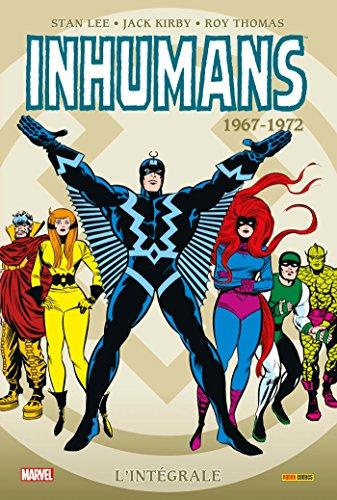 51hcAco5dsL. SL500  - The Inhumans: La série Marvel de trop? (pilote)