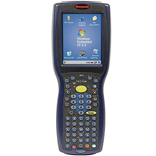 Affordable Honeywell MX7T Tecton Mobile Computer 3.5 VGA LCD 256MB RAM 256MB Flash 55Keys Alphanume...
