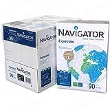 Caja 2500 Folios Navigator Expression 5x paquete 500 hojas 90gr A4 741428AV
