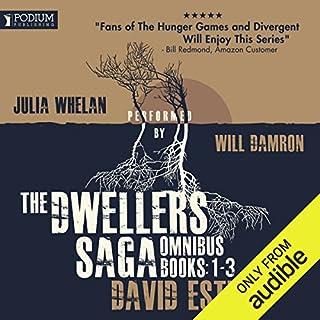 The Dwellers Saga Omnibus audiobook cover art
