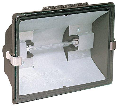 Heathco HZ-5505-BZ 500 Watt Bronze Quartz Halogen Floodlight