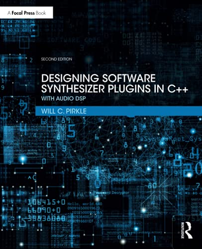 Focal Press Designing Synthesizer Bild