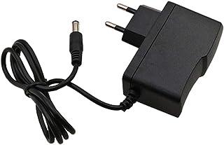 Perfk 9V 1A Power Supply Adapter 5.5x2.1mm Input 100V-240V for