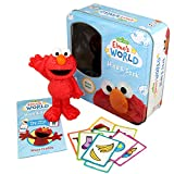 Identity Games Elmo's World Hide and Seek Game - Features Talking Elmo from Sesame Street