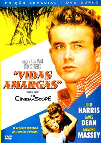 Vidas Amargas - DVD Duplo - ( East of Eden ) Elia Kazan