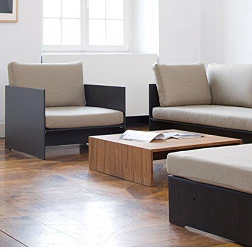 Conmoto J. Wagner Riva Lounge Polster-Set für Sessel - beige