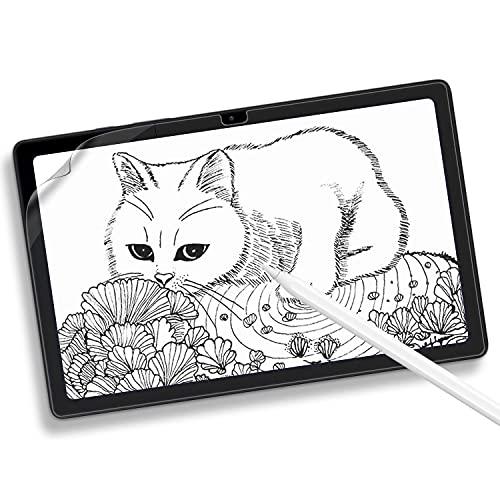 GiiYoon 2 Pezzi Pellicola Protettiva per Samsung Galaxy Tab A7 (10.4 Pouces,SM-T500 T505 T507), Proteggi-schermo opaco Compatibile con Apple Pencil per disegnare, Scrivere e prendere appunti.
