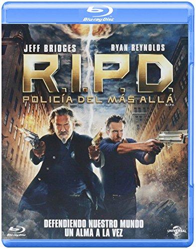 R.I.P.D Policía del más allá (R.I.P.D. (2010) BD) [Blu-ray]