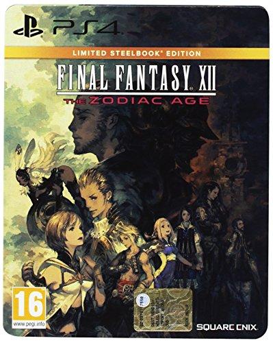 Final Fantasy XII: The Zodiac Age - Steelbook Edizione Limitata - PlayStation 4