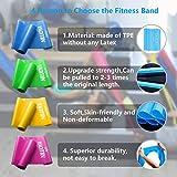 Zoom IMG-1 niluoya banda elastici fitness 1