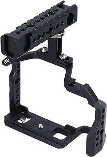 Kamerabur med Handtag, Aluminiumlegering Digitalkamera Videobur, Filmfilmsats med Kallskoport, för FUJIFILM X ‑ S10