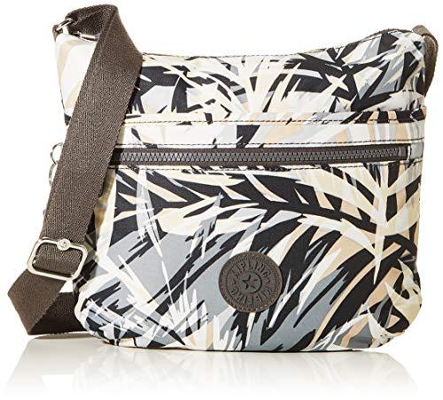 Kipling Arto - Borse a tracolla Donna, Multicolore (Urban Palm), 29x26x4 cm