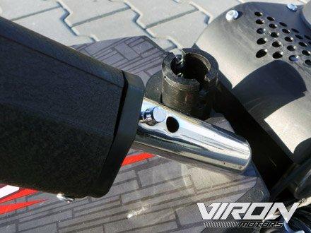 Viron Elektro Scooter 800W - 4