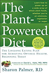 The Plant Powered Diet by Sharon Palmer, RD