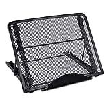 Mlife Light Pad Stand - Adjustable Light Box Laptop Stand, 9.45×7.48 inch, 6 Angles Non-Skidding Metal Holder for A4 LED Tracing Box & Diamond Painting Light Pad