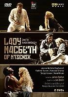 ショスタコーヴィチ:ムツェンスク郡のマクベス夫人 [DVD]