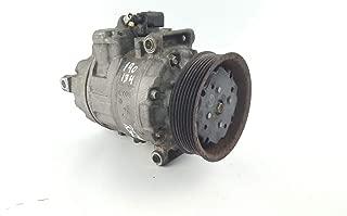 AC Compressor Fits 05 06 07 08 Audi A8L 6.0L W12 AT P/N: 4E0260805AF R329214