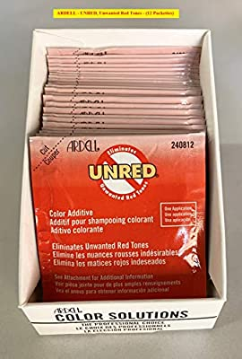 Unred Hair Color Additives
