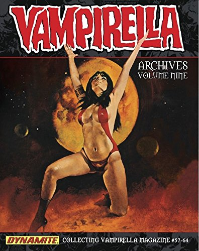 Vampirella Archives Vol. 9 (English Edition)